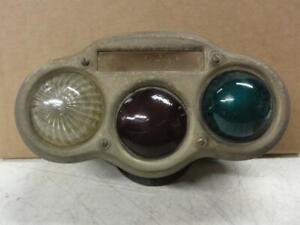Vintage Yankee Multi Color Tail Light Ford Chevrolet Mopar Packard Motorcycle