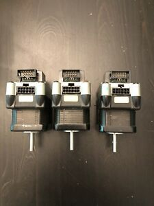 Lot 3 Mdrive17 Step direction Stepper Motor With Driver Cnc 3d Printer Rep Rap