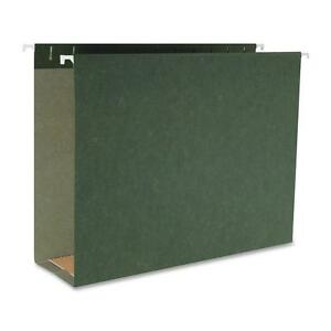 Business Source Hanging File Folder Legal 1 5 Tab 3 Exp 25 bx Sdgn 43855