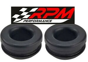 Rubber Pcv Breather Grommets For Aluminum Valve Covers 2 Sbc Bbc Sbf 350 A97