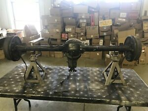 1954 Corvette Rear End Differential Assembly