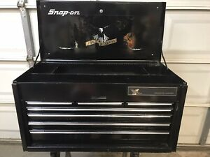 Snap On Tool Chest Box Top Box Kra 61b Vintage 1969