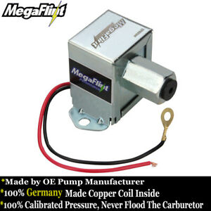 New Universal 12v Electric Fuel Pump Low Pressure 2 5 4 Psi Gas Diesel Ep12s