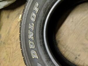 Rover H t1 New 255 70r16 Dunlop