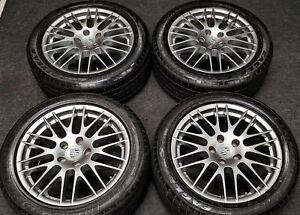 Factory Porsche Cayenne S Gts Turbo 20 Oem Wheels Tires Rs Spyder Rims