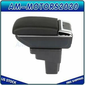 For Nissan Juke 10 15 Center Console Container Armrest Storage Box With Base Hot