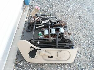 07 08 Ford Explorer Sport Trac 6 Way Power Seat Track Passenger Rh 2007 2008