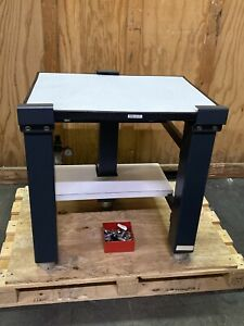 Kinetic Systems 1211 02 11 Vibraplane Isolation Table Shaker Lab