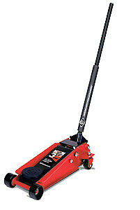 Aff American Forge 352ss 3 5 Ton Heavy Duty Floor Jack single Box