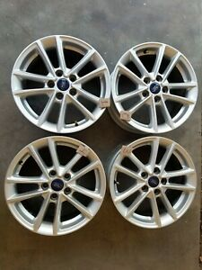 2015 2018 Ford Focus 16x7 Factory Oem Wheels Rims Set Of 4 Free Shipping