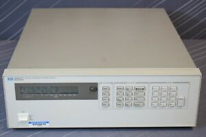 Keysight hp 6623a Dc Power Supply Triple Output Programmable calibrated
