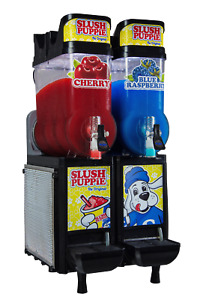 Cab Two Bowl Slush Puppie Machine 60 Day Warranty Free Shipping