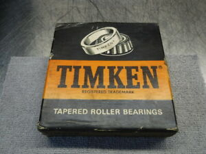 Timken Tapered Roller Bearing 612 Cup loc1118b