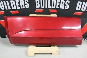 2005 2006 Dodge Ram Srt 10 Quad Cab Left Front Door Cladding Trim 06398