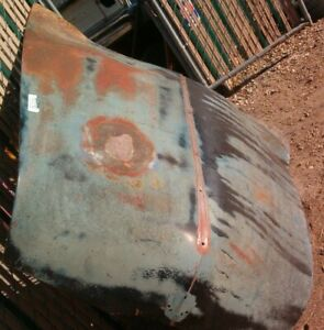 1949 1950 Ford Car Hood Or 1956 Chevrolet Car Hood For Awning