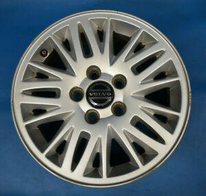 Volvo S60 Series 2004 2009 Oem Wheel 15x6 5 Factory 15 Rim 30639360