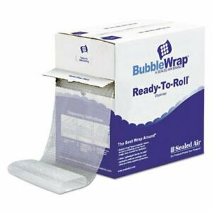 Sealed Bubble Wrap Cushioning Material In Dispenser Box 12 X 175ft sel88655