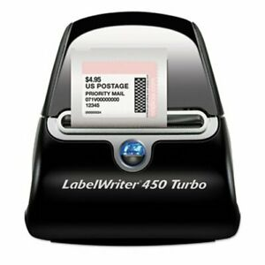Dymo 1752265 Labelwriter 450 Turbo High Speed Label Printer dym1752265