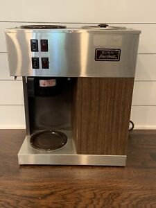 Vintage Bunn Pour omatic Vpr Commercial Coffee Machine