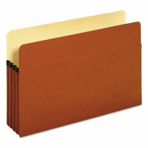 Pendaflex 3 1 2 Expanding File Folder Legal Redrope 25 Folders pfx1526eox