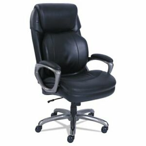 Sertapedic Cosset Big And Tall Executive Chair Black srj48964
