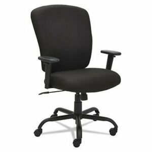 Alera Mota Series Big And Tall Chair Supports Up To 450 Lbs Black alemt4510