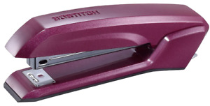 B210r mag Ascend 3 In 1 Stapler With Integrated Remover Staple Storage Purple