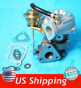 Vz21 Mini Turbocharger Turbo For Small Engines Snowmobiles Motorcycle Atv Rhb31