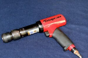 Snap On Ph3050b Red Air Pneumatic Impact Hammer Chisel