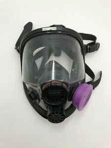 North 76008a Full Face Respirator Mask kee