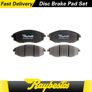 For 2006 2005 2004 Chevrolet Epica Front Ceramic Brake Pads Raybestos Element3