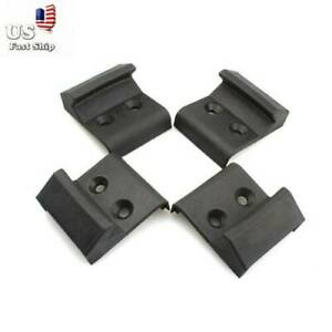 4x Tire Tyre Changer Machine Protector Parts Plastic Inner Jaw Clamps For Coats