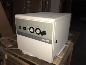 Jun air Oil less Rocking Piston Air Compressor Of322 4m Quiet 30day Warranty