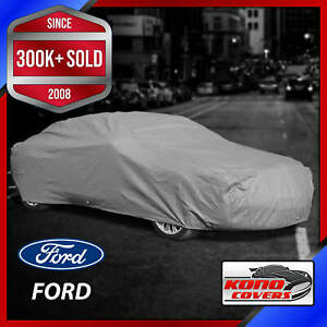 Ford Mustang outdoor Car Cover All Weatherproof waterproof Custom Fit