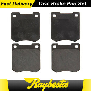 For 1975 1974 1973 Austin Marina Front Organic Brake Pads Raybestos Element3
