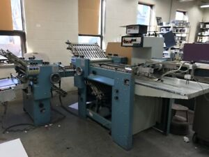 Mbo B20 Folder With Right Angle