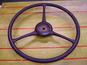 1937 115 120 Packard Standard Steering Wheel