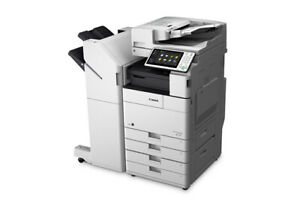 Canon Imagerunner Advance 4551i Multifunction Copier Low Meter