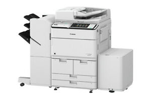 Canon Imagerunner Advance 6565i Multifunction Copier Low Meter