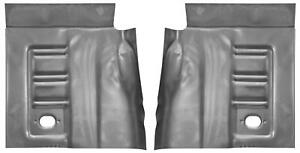 Front Floor Pan For 64 73 Ford Mustang 67 73 Mercury Cougar Pair