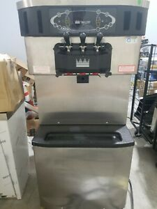 Taylor Crown C713 33 3 Phase Water Cooled Ice Cream Machine