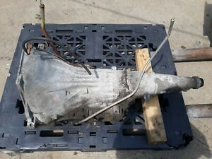 Ford C6 Automatic Transmission For 460 Cid Lincoln Mercury