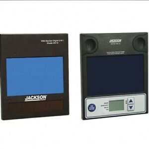 new Jackson Nexgen Auto Darkening Welding Filter Lens Shade 9 13