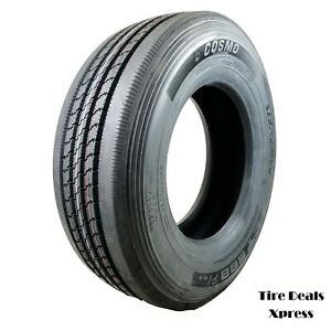 2 two New 235 75r17 5 Cosmo Ct588 Plus h Highway Tires 23575175 Pn 0070148