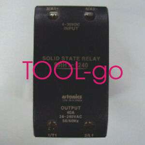 Fit For New Srh1 1240 For Autonics Solid State Relay