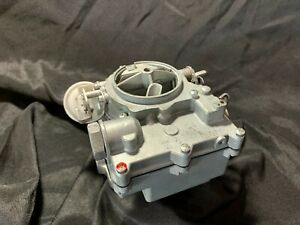Rochester 2 337 Remanufactured Carburetor 1970 Chevy Or Gmc Truck 2gv