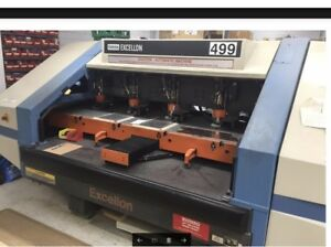 Excellon Mk Vi Driller router With Cnc 6 Driller Router Machine