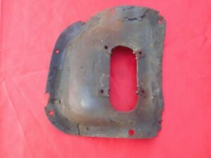 1965 1966 1967 Impala Ss Caprice Automatic Shifter Floor Boot Mount Plate
