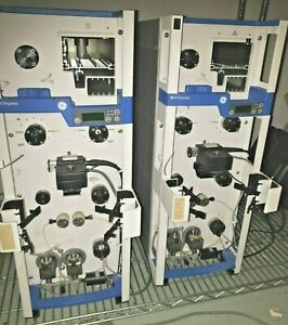 Two Of Ge Healthcare Aktaxpress Chromtography Sys Frac 950 Fraction Colector