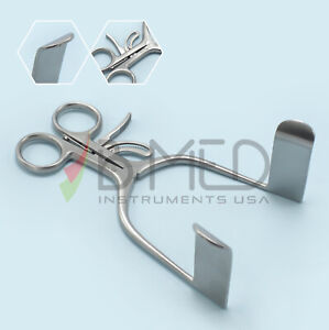 Or Grade Rigby Vaginal Retractor Self Retaining Ob Gynecology Instruments